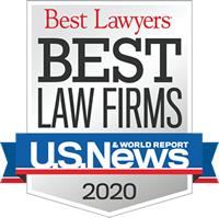Best Lawyers, Best Law Firms - U.S. News and World Report, 2020
